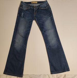 BKE Stella Stretch Bootcut Jeans  Size 26